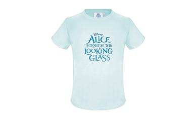 アリス・イン・ワンダーランド/時間の旅のオリジナルTシャツ