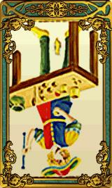 「魔術師」の逆位置