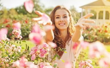あなたの「恋愛満足度」は何%?選んだ花でわかる、春限定の恋占い