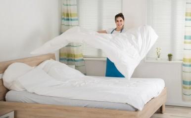 話題の「オキシ漬け」は恋に効く!? 寝具のニオイを消してモテ部屋作りを