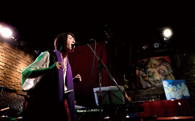 歌う神主・壮紫