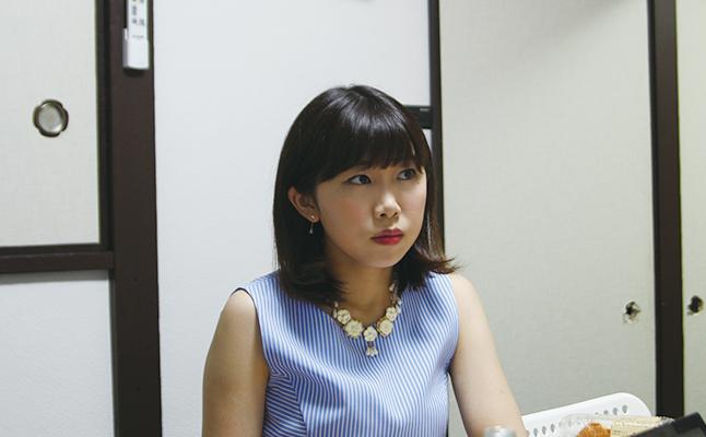 【12星座の恋 まついなつき×文月悠光】vol.2